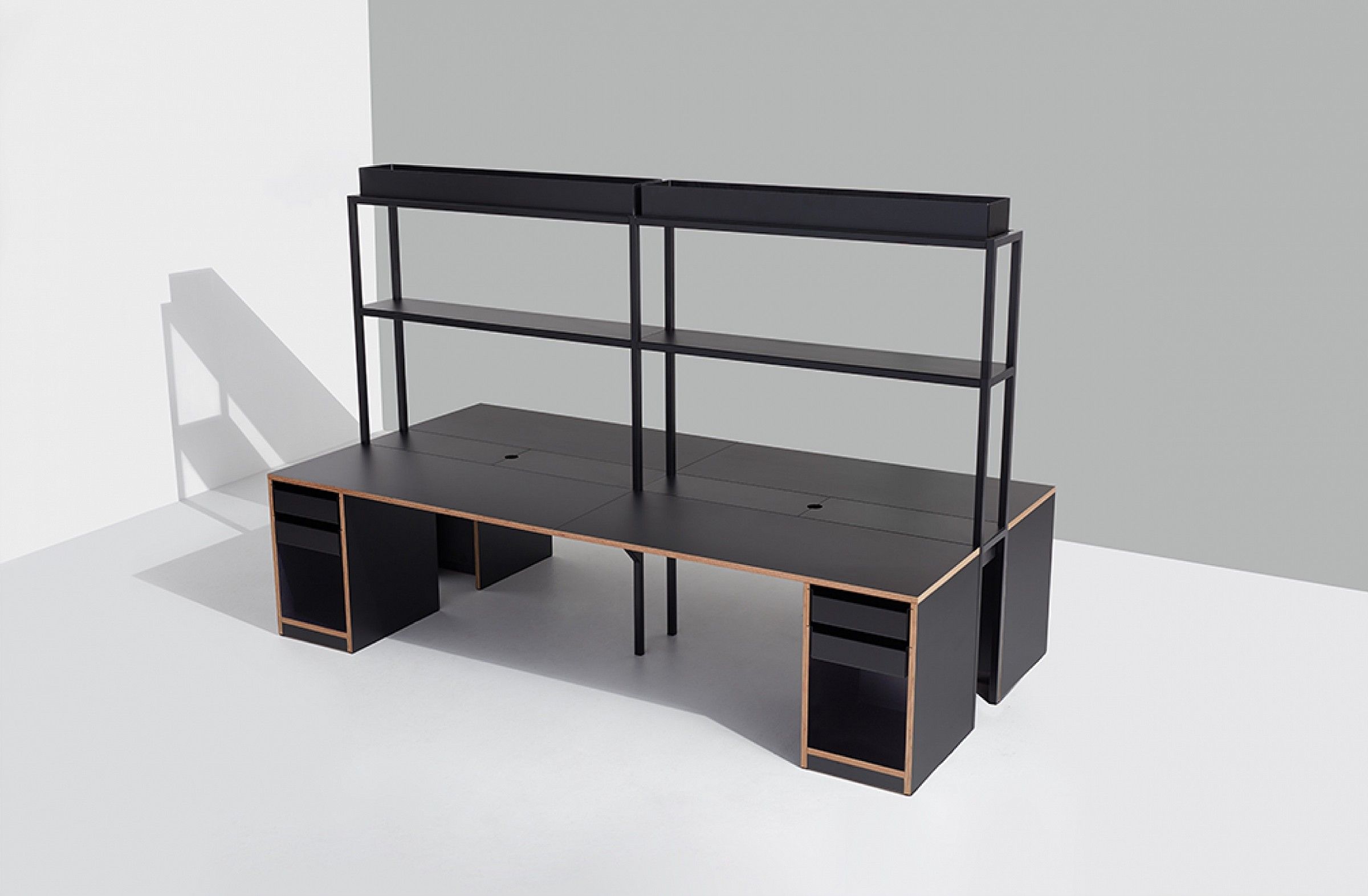 Unsworth Shepherd Desk System